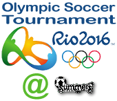 Live Olympic Soccer on TV at Summers!
